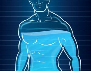 water in body